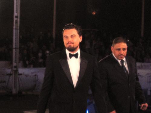 Leo di Caprio Marrakech