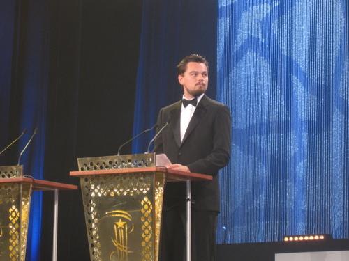 Marrakech Di Caprio on stage