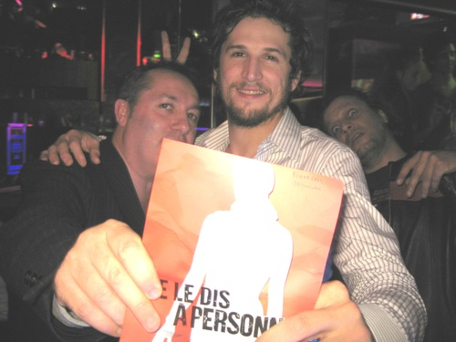 guillaume canet vip room