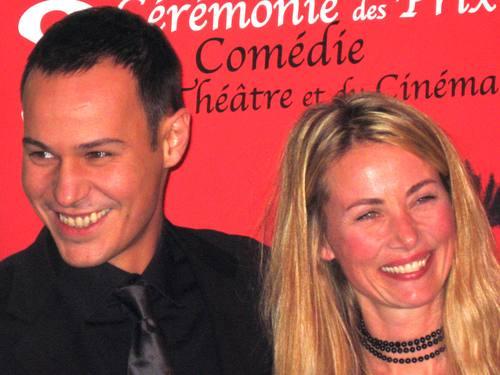 Céline Balitran Gaël Forestier