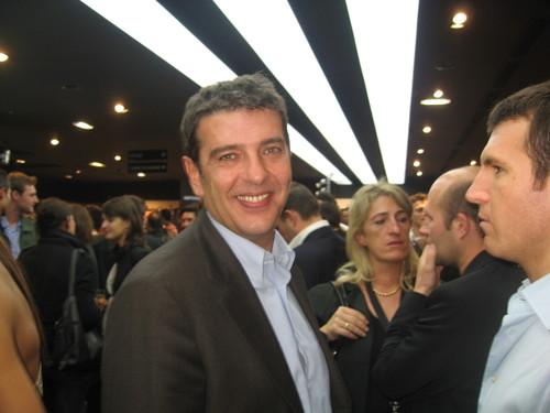 Thierry Gilardi Telefoot TF1